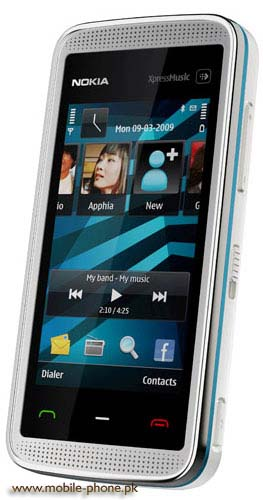 Nokia 5530 Xpressmusic Price Pakistan Mobile Specification