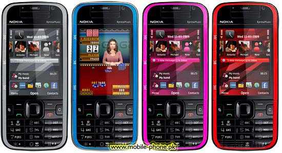 Nokia 5730 Xpressmusic Price Pakistan Mobile Specification