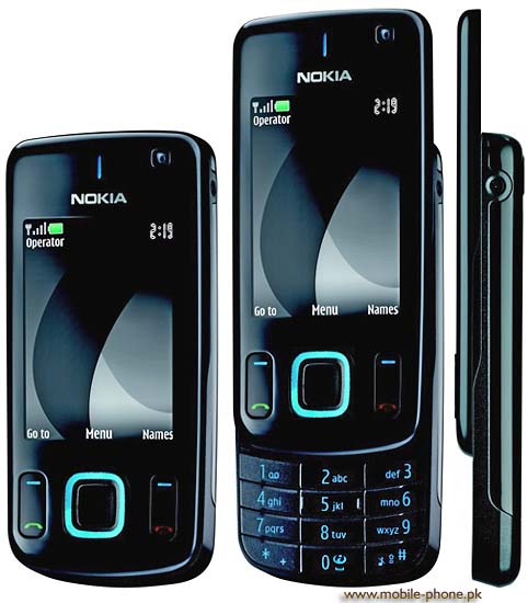 Nokia 6600 slide Price Pakistan, Mobile Specification
