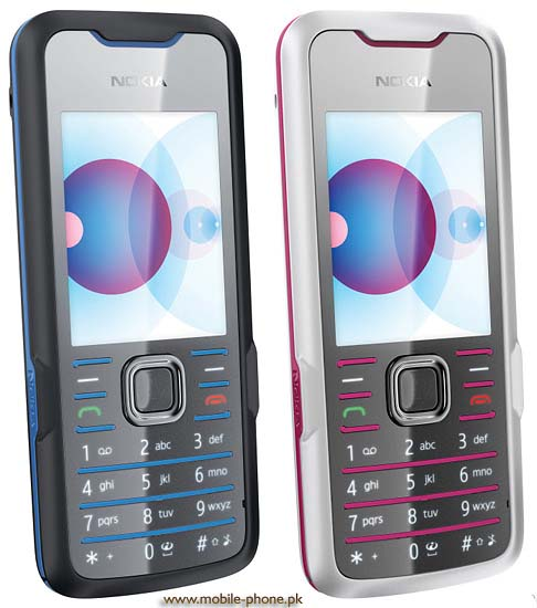 Nokia 7210 Supernova Pictures
