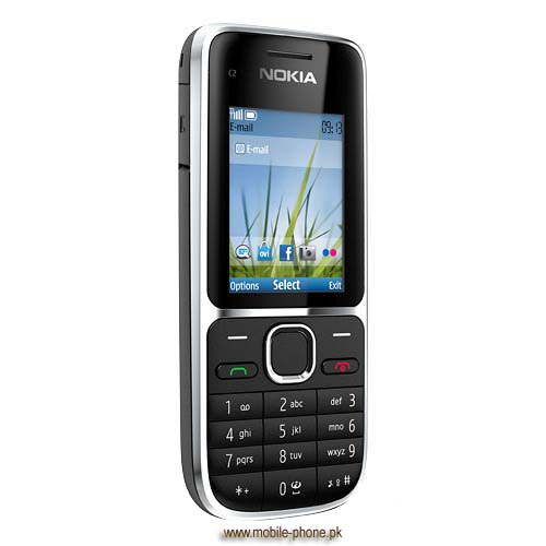 Nokia C2-01 Mobile Pictures - mobile-phone.pk
