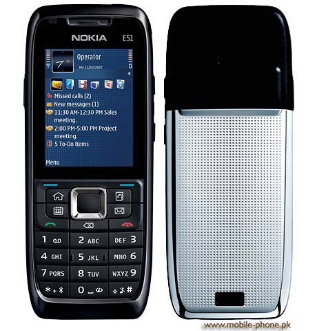 for nokia e51 free download