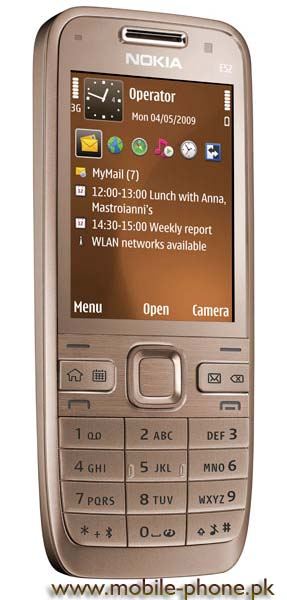Used Nokia E52 for Sale Buy Online Pakistan