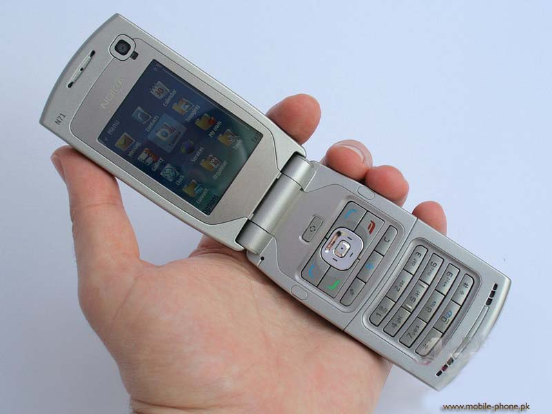 Sell Cell Phone >> Nokia N71 Mobile Pictures - mobile-phone.pk