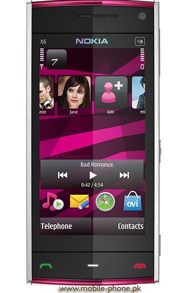 Nokia X6 review Nokia X6
