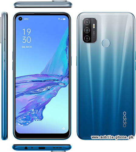 Oppo A53 Mobile Pictures