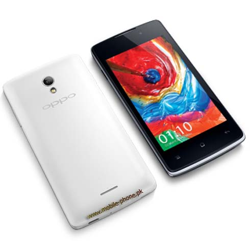 Oppo R1001 Joy Mobile Pictures