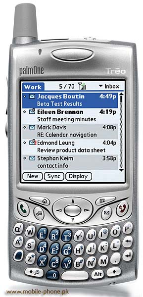 Palm Treo 650 Price in Pakistan