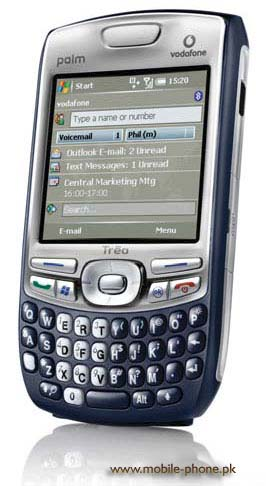 Palm Treo 750v Pictures