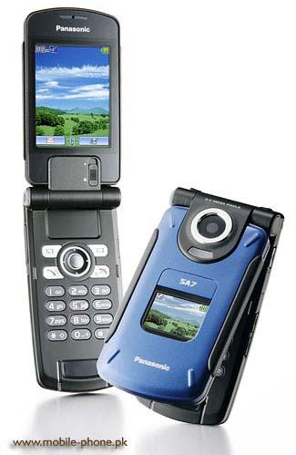 Panasonic SA7 Price in Pakistan
