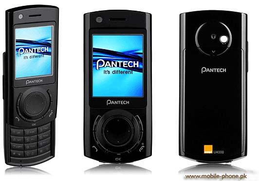 Pantech U-4000 Price in Pakistan