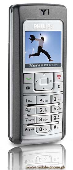 Philips Xenium 9@98 Price in Pakistan
