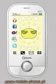 QMobile E900 Price in Pakistan