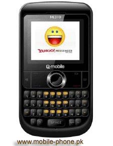 Q-Mobile ME 310 Price Pakistan, Mobile Specification