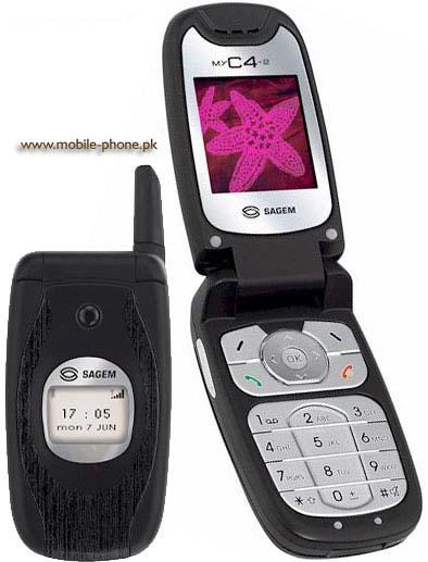 Sagem MY C4-2 Price in Pakistan
