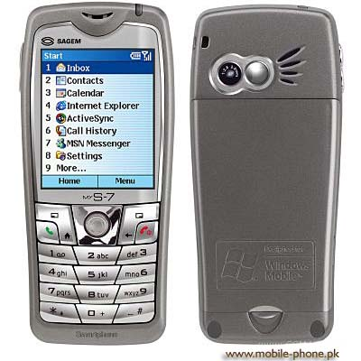 Sagem MY S-7 Price in Pakistan