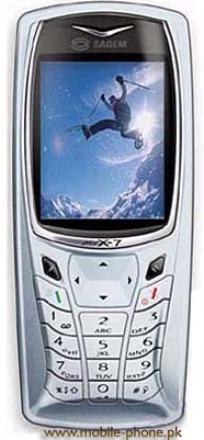 Sagem MY X-7 Price in Pakistan