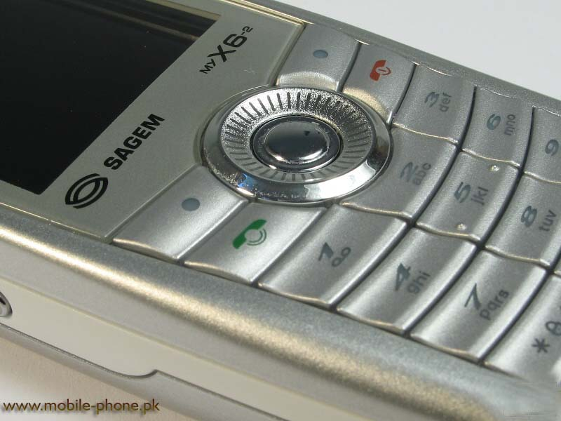 Sagem MY X6-2 Price in Pakistan