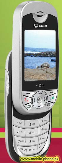 Sagem MY Z-3 Price in Pakistan