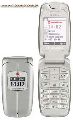 Sagem VS3 Price in Pakistan