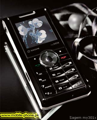 Sagem my301X Price in Pakistan