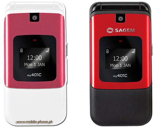 Sagem my401C Price in Pakistan