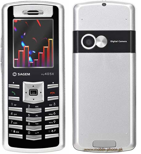 Sagem my405X Price in Pakistan