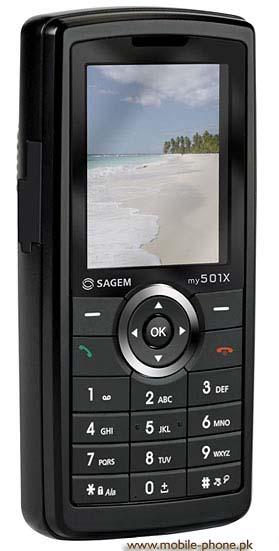 Sagem my501X Price in Pakistan