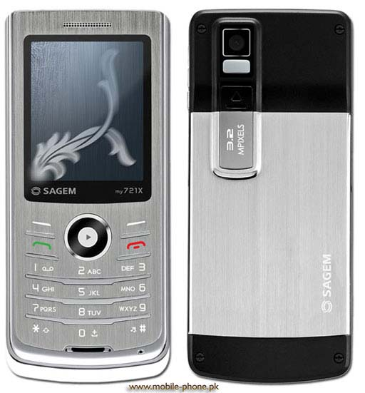Sagem my721x Price in Pakistan