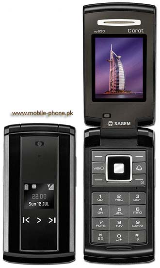 Sagem my850C Price in Pakistan