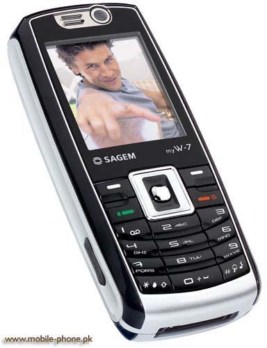 Sagem myW-7 Price in Pakistan