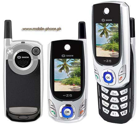 Sagem myZ-5 Price in Pakistan