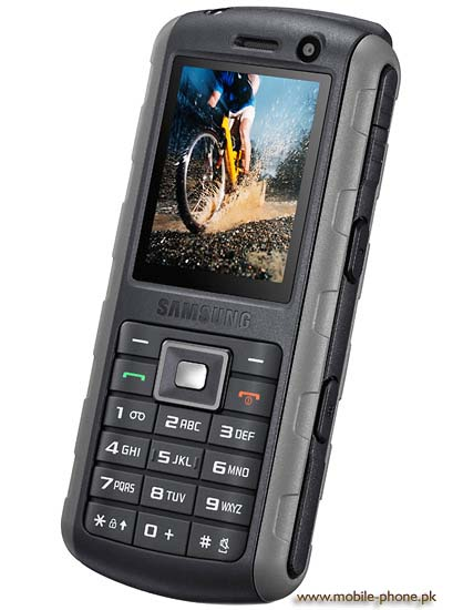 Samsung B2700 Mobile Pictures