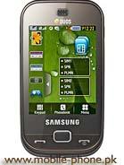 Samsung B5722 Price in Pakistan