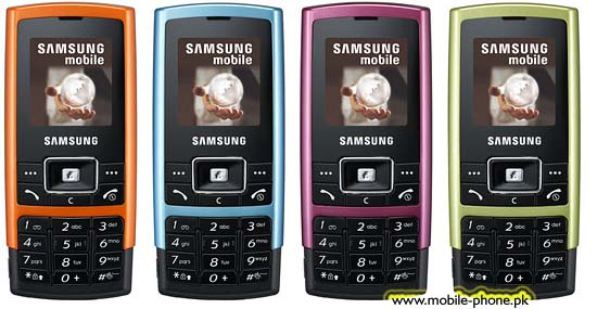 Samsung C130 Mobile Pictures