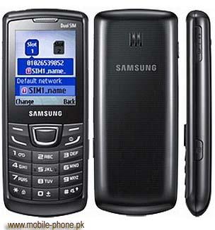Samsung E1252 Photos - Samsung E1252 Photos