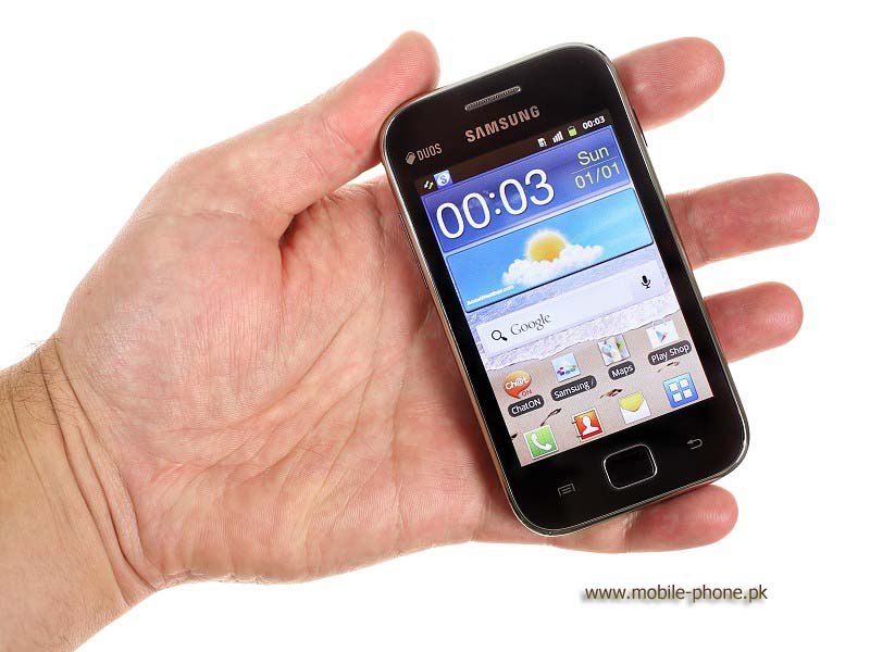 Samsung Galaxy Ace Duos S6802 Mobile Pictures - mobile-phone pk