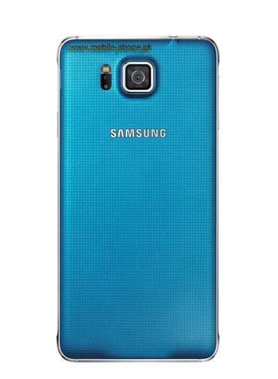Samsung Galaxy Alpha Mobile Pictures