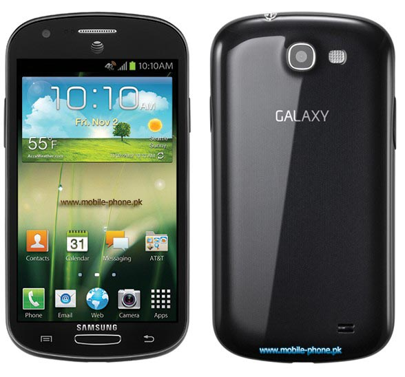 Samsung Galaxy Express Mobile Pictures