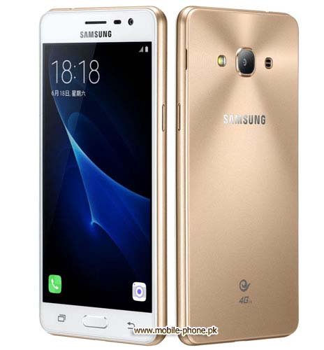 Samsung Galaxy J3 Pro Mobile Pictures