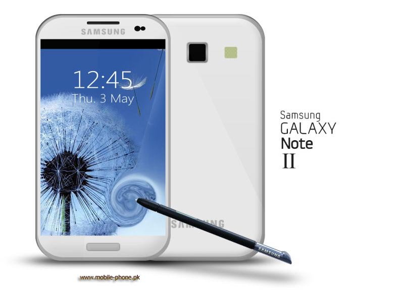 Samsung Galaxy Note 2 N7100 Wallpapers: Samsung Galaxy Note II N7100 Mobile Pictures