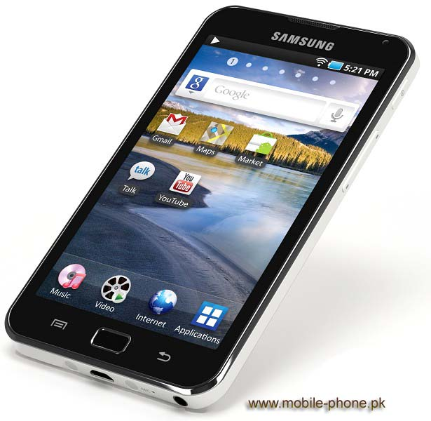 Samsung Galaxy S - WiFi 5.0 : TouchScreen Android SmartPhone.
