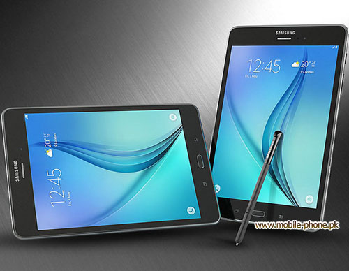 Galaxy Tab A 8.0 with S Pen