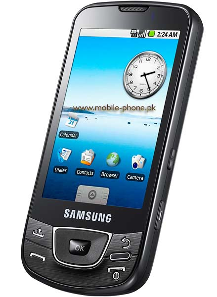 Samsung I7500 Mobile Pictures