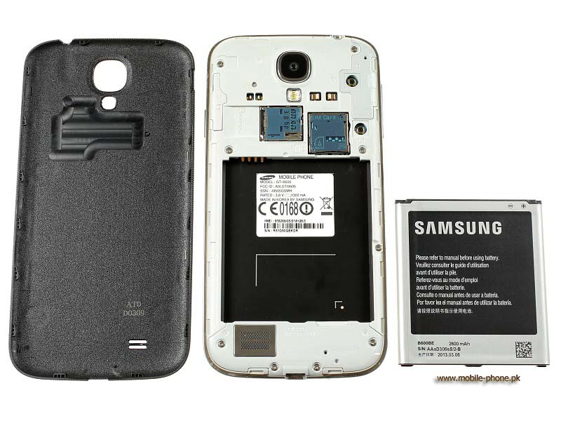 Samsung Samsung Galaxy S4 Active/S 4 M T-Mobile NEW OEM Bbu Battery - Non-Retail Packaging - Black/Silver (Discontinued by Manufacturer).