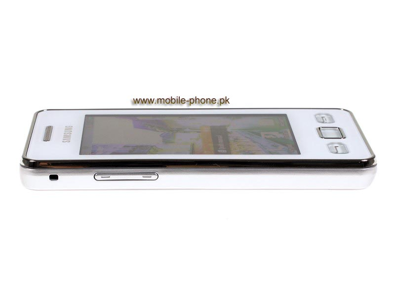 Samsung S5260 Star II Pictures
