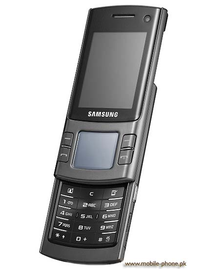 Samsung S7330 Mobile Pictures