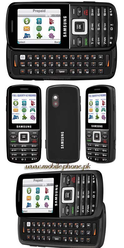 Samsung T401G Mobile Pictures