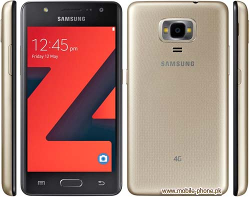 Samsung Z4 Mobile Pictures