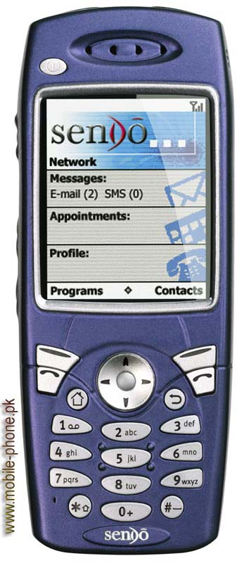 Sendo Z100 Mobile Pictures - mobile-phone.pk